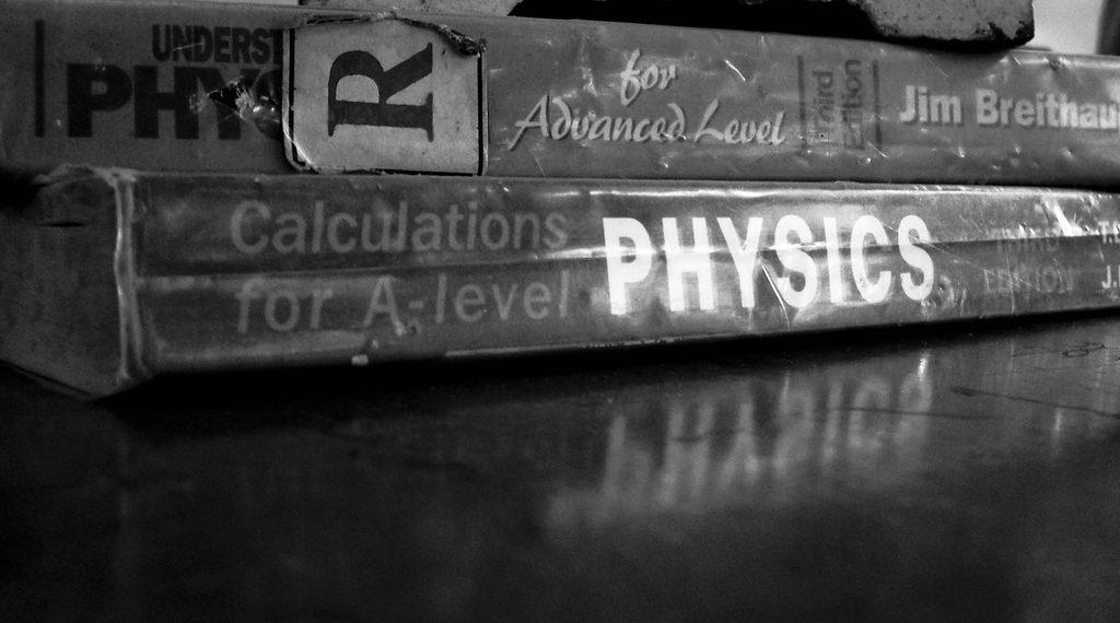 Physik-Bücher