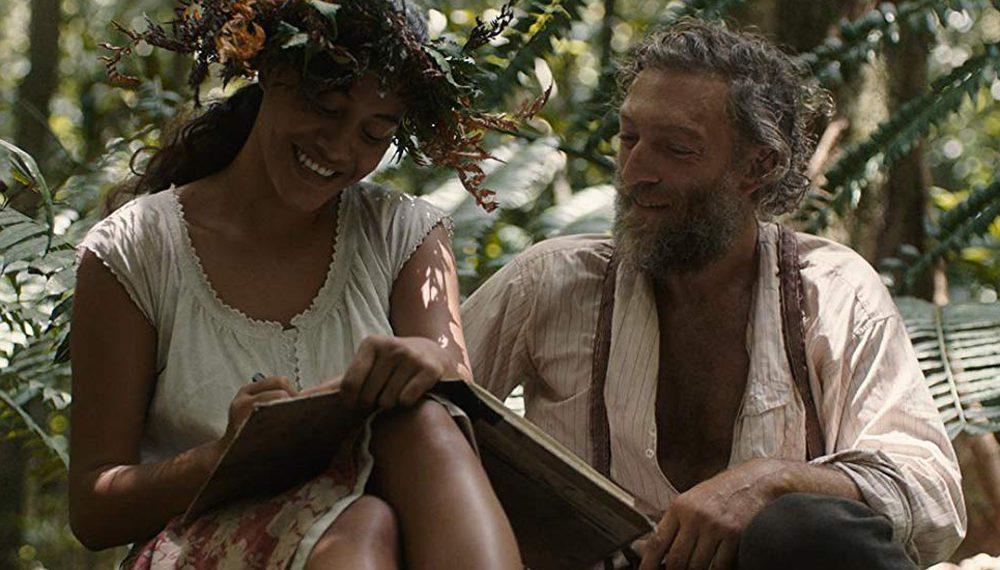 Tehura (Tuhei Adams) und Paul Gauguin (Vincent Cassel)