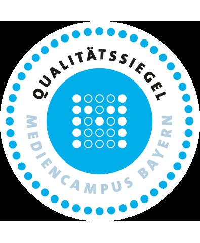MedienCampus Bayern Qualitätssiegel